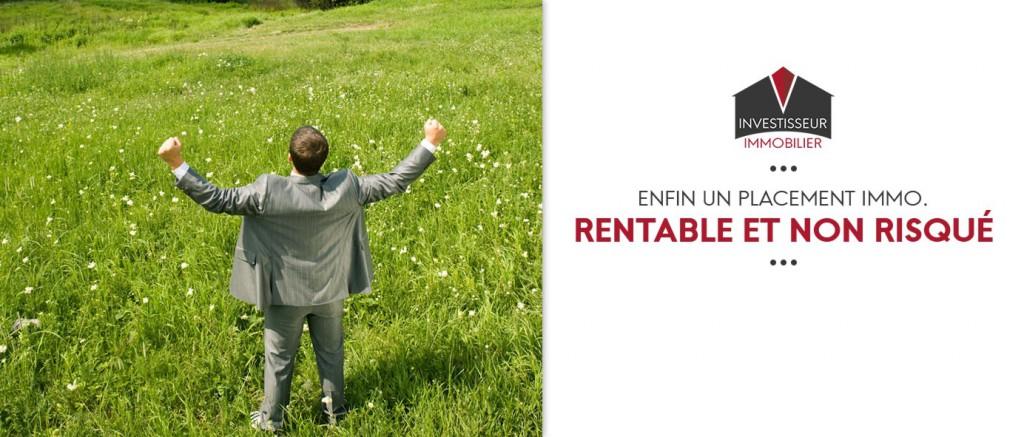 placement immobilier rentable et sans risque